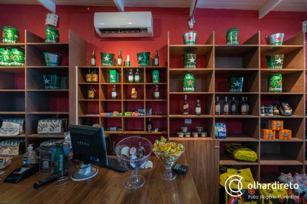 Dono do Ditado Popular abre empório especializada em chopp da Heineken