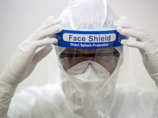 'Face Shield'