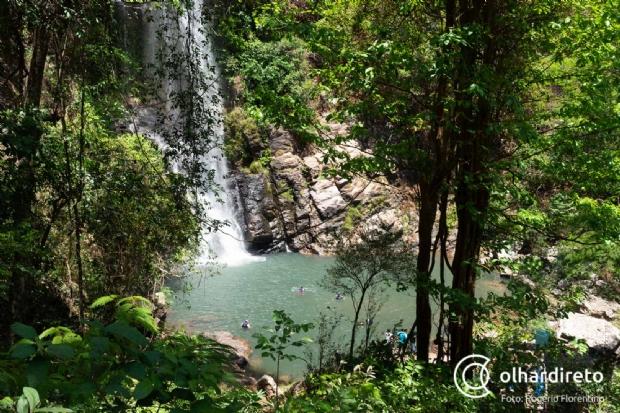 Parque Serra Azul reabre para o público após incêndio que queimou mil hectares; Saiba como visitar!