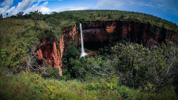 Bolsonaro inclui Parque de Chapada dos Guimarães no Programa Nacional de Desestatização