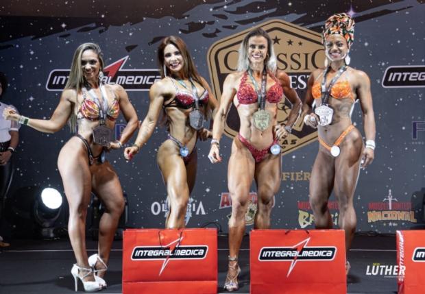 Mato-grossense vence campeonato de fisiculturismo em Goiânia e ganha vaga no Arnold
